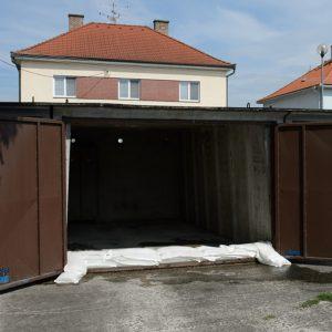 Ochrana garáže pred vodou